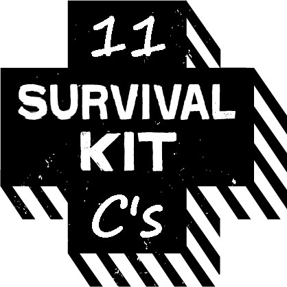 11 Cs Survival Kit Contents