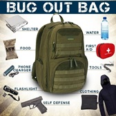 Ready-2-Go Bug-Out Bags on Amazon