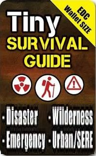 Wallet-Size Tiny Survival Guide
